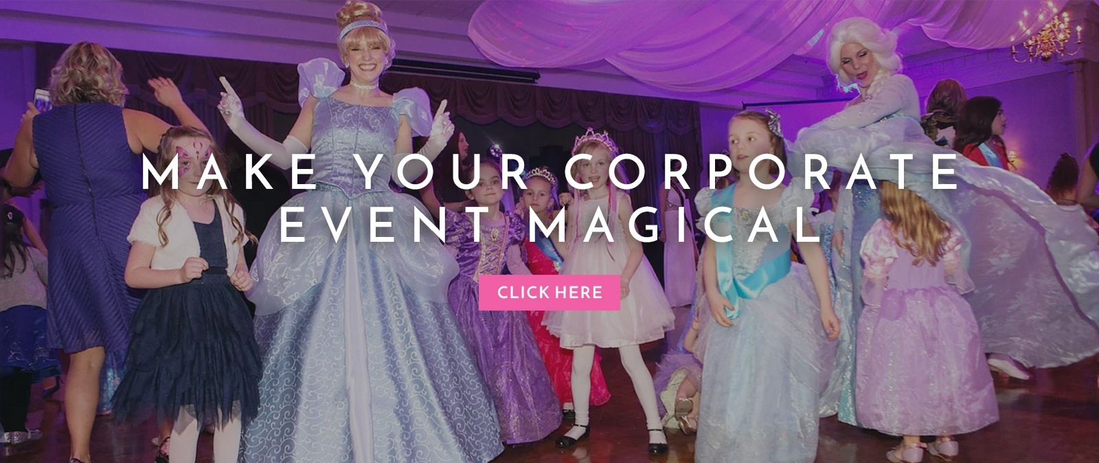 corporate events character entertainment toronto milton oshawa
