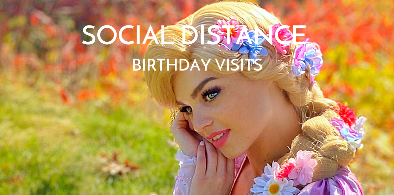Social Distance Birthday Visits