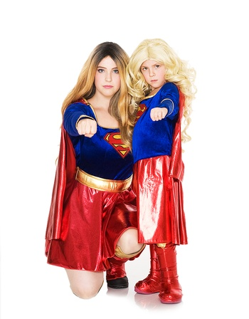 superhero girl entertainment parties toronto milton oshawa