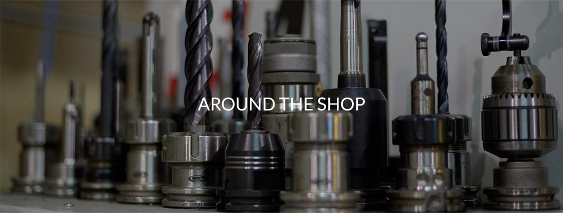 Around The Machine Shop Kam Wire E D M Technologies Inc
