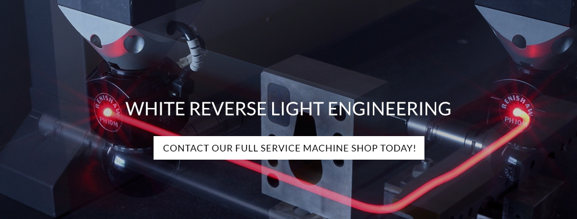 White Light Reverse Engineering/Part Inspection