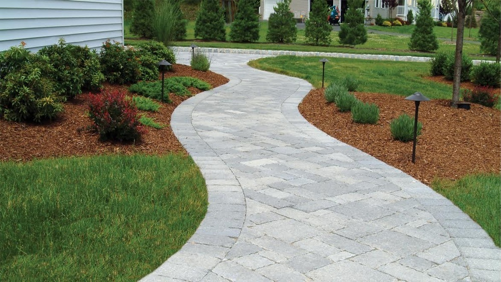 Stone Pathway - Landscaping Services by Arborist in Calgary AB - Ornamental Landscape Maintainers Ltd