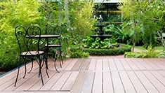 Patio Landscaping Services in Calgary AB by Ornamental Landscape Maintainers Ltd.