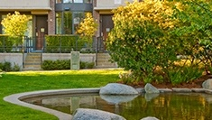 Water Features - Landscaping Services by Arborist in Calgary AB - Ornamental Landscape Maintainers Ltd.