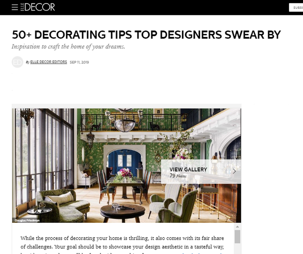 Best Home Decorating Ideas - 80  Top Designer Decor Tricks   Tips.png