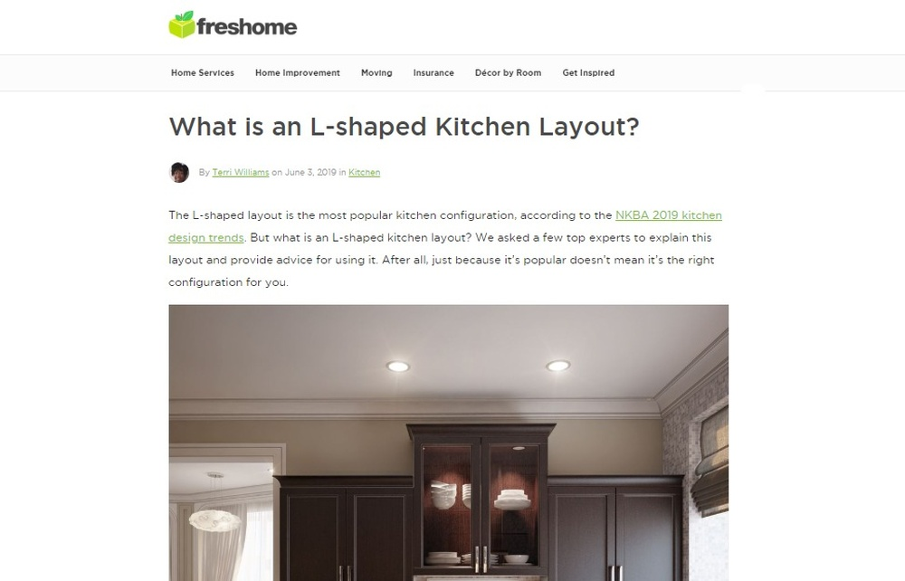 What is an L-shaped Kitchen Layout    Freshome com.jpg