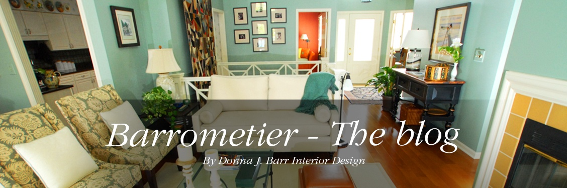 Blog by Donna J.Barr Interior Design