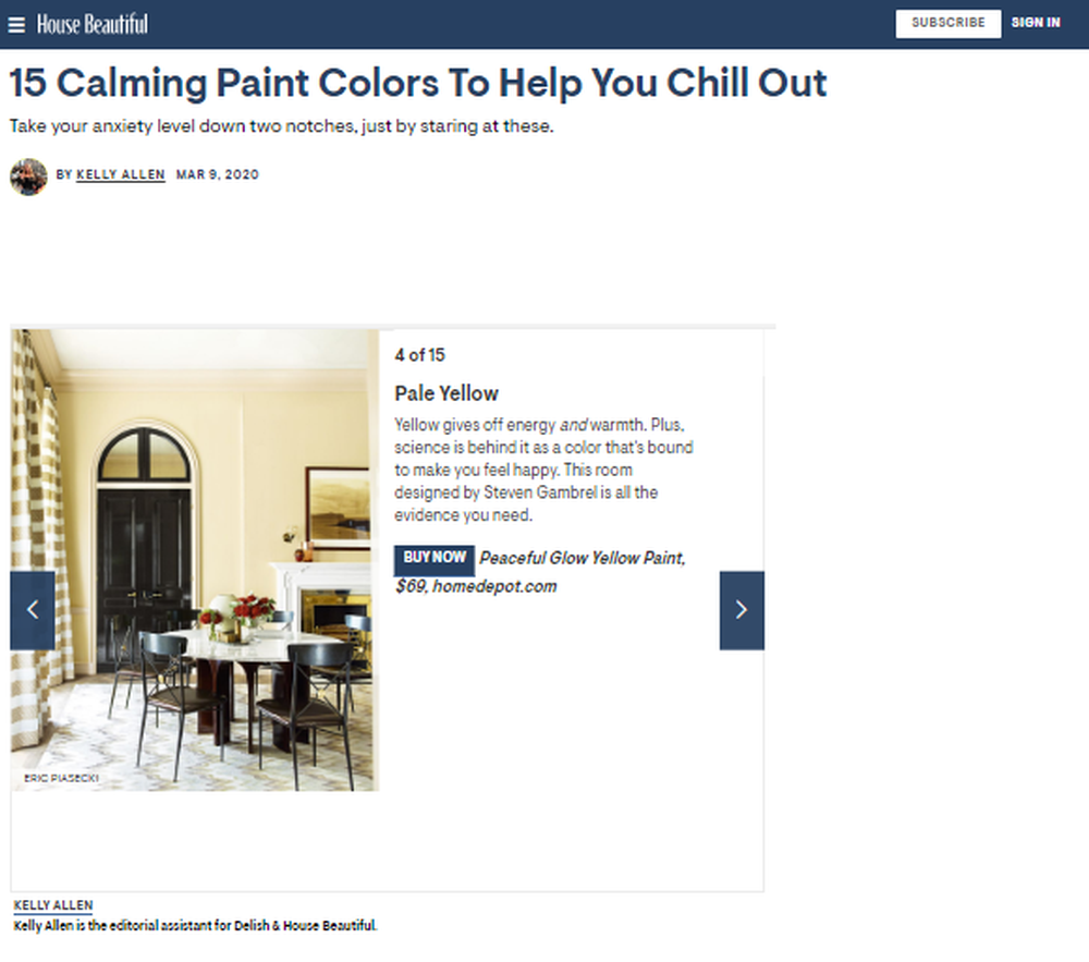 15 Calming Colors - Soothing and Relaxing Paint Colors for Every Room.png