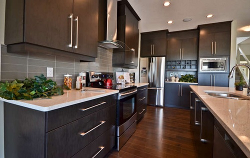 COLLEGE WOODS SHOWHOME
