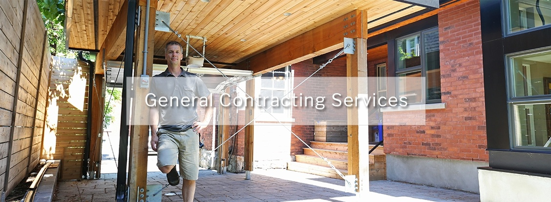 General Contracting Services in Ottawa | Home Renovation