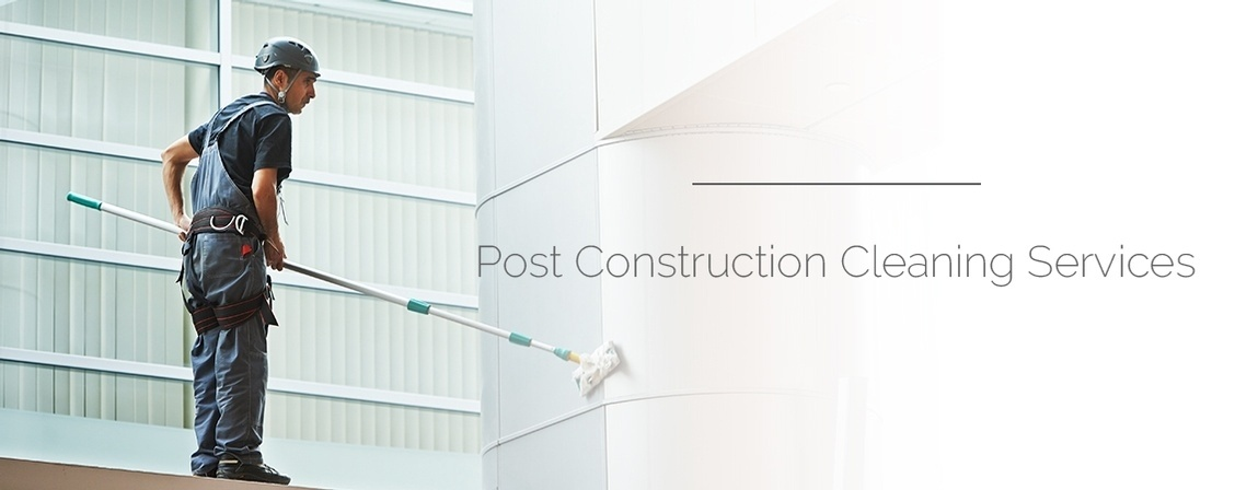 post construction cleaning Toronto