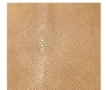 Ivory Shagreen Leather Material - The Silver Peacock Inc