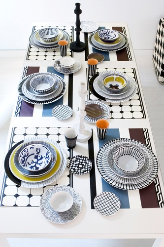 luxury tableware New York