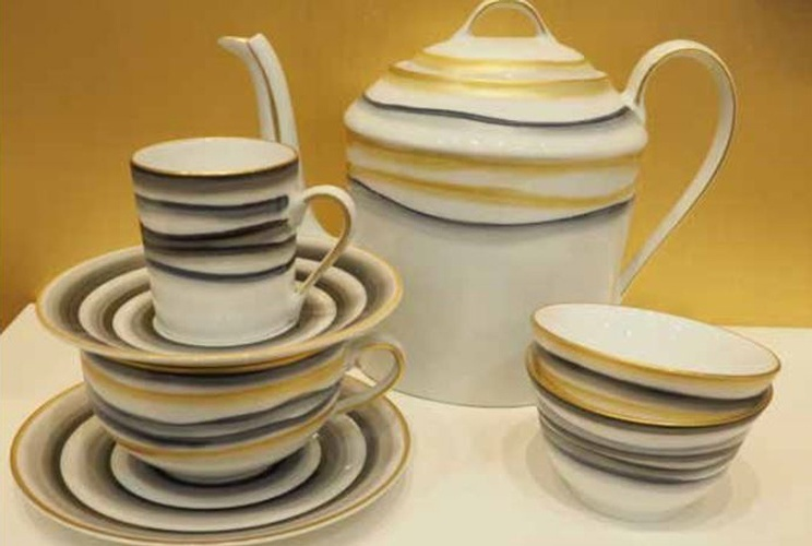 Fine Porcelain Dinnerware at The Silver Peacock Inc