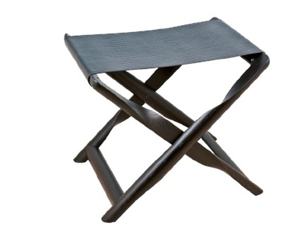 Folding Luggage Rack at The Silver Peacock Inc