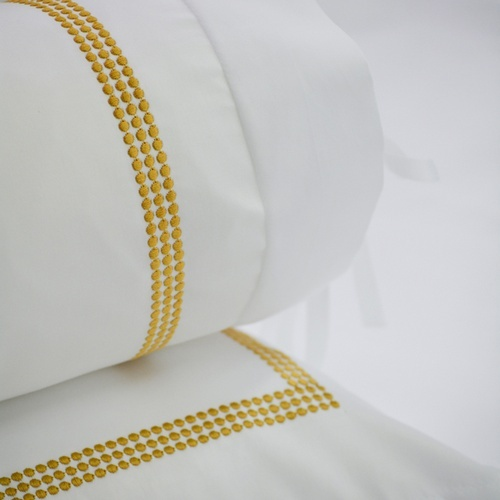 Duvet Cover Bed Sheets at The Silver Peacock Inc - Luxurious customized Bed Linen