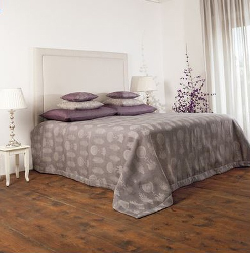 Bespoke Bedding at The Silver Peacock Inc - Luxury Home Accessories