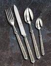Alain Saint Joanis Handmade Silver Cutlery at The Silver Peacock Inc