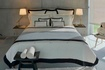 Contemporary  Luxury Bedding at The Silver Peacock Inc