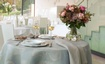 Contemporary Luxury Linens and Accessories The Silver Peacock Inc