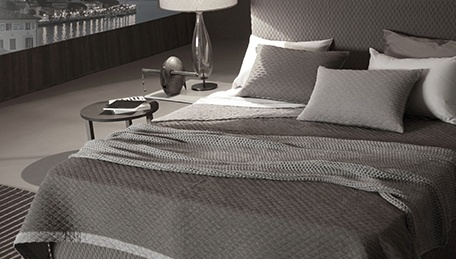 Luxurious customized Bed Linen at The Silver Peacock Inc.
