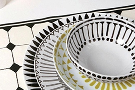 Isi Milano Porcelain Tableware Collection at The Silver Peacock Inc. - Luxury Dinnerware