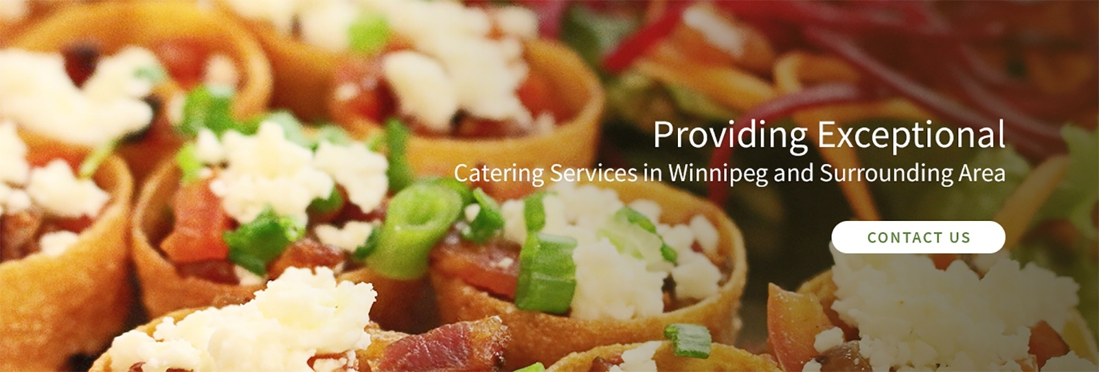 catering in Winnipeg