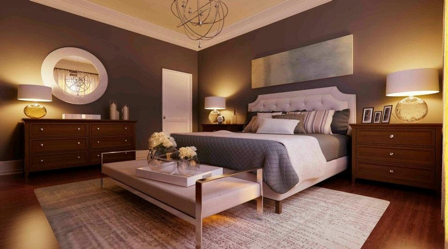 Bedroom Design Georgetown by Designer Specialist at PARSONS INTERIORS LTD.
