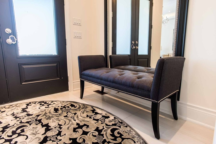 Home Interiors Furniture in Oakville by PARSONS INTERIORS LTD.
