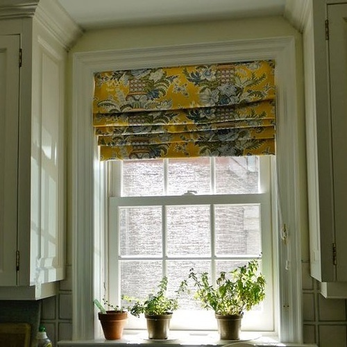 Roman Blinds - Custom Window Treatments in Oakville by  PARSONS INTERIORS LTD.