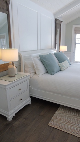 Custom Bedding in Mississauga ON by PARSONS INTERIORS LTD.