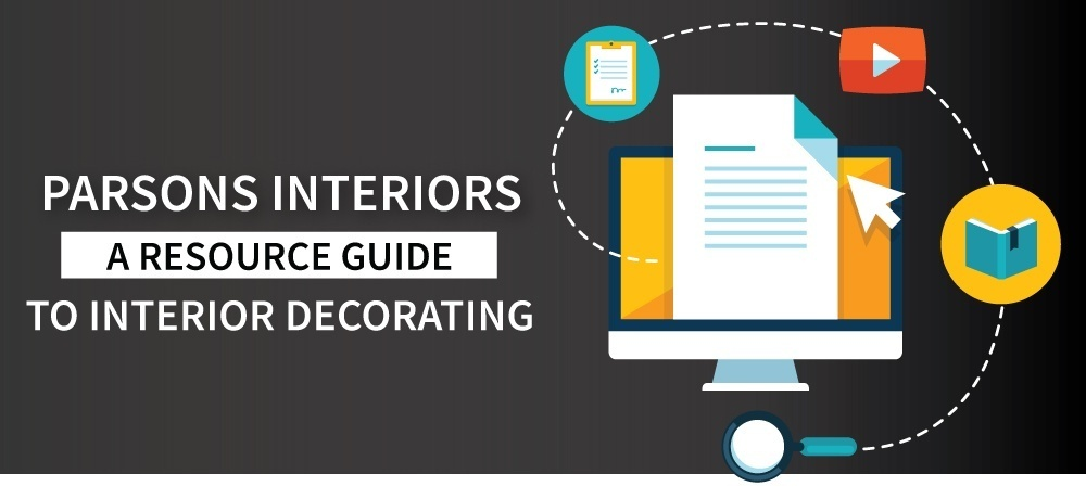 A Resource Guide to Interior Decorating