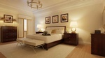 Bedroom Design Georgetown by PARSONS INTERIORS LTD.