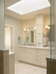 Bathroom Design in GTA by PARSONS INTERIORS LTD.