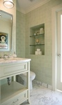 Bathroom Accessories in Oakville by PARSONS INTERIORS LTD.