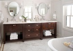 Bathroom Accessories in Oakville ON by Designer Specialist at  PARSONS INTERIORS LTD.