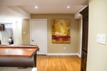 Wall Decor Oakville ON by PARSONS INTERIORS LTD.