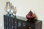 Decorative Console Table Accessories by PARSONS INTERIORS LTD.