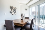 Dining Room Design Mississauga ON by Designer Specialist at PARSONS INTERIORS LTD.