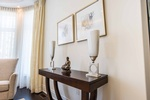 Living Room Console Table Accessories by PARSONS INTERIORS LTD.