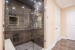 Bathroom Design Oakville ON by Designer Consultant at PARSONS INTERIORS LTD.