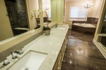 Bathroom Renovations in Oakville by PARSONS INTERIORS LTD.