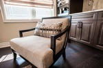 Upholstery in Oakville ON by PARSONS INTERIORS LTD.
