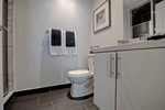 Bathroom Design in Mississauga by PARSONS INTERIORS LTD.