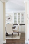 Dining Room Design Mississauga by PARSONS INTERIORS LTD.