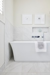 Bathroom Interior Decorating in Mississauga by PARSONS INTERIORS LTD.