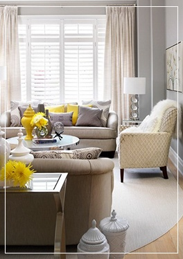 Living Room Accessories by Parsons Interiors Ltd. - Interior Designer Oakville