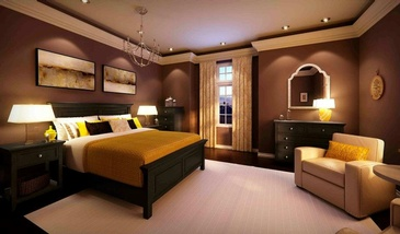 Bedroom Design Mississauga by Parsons Interiors Ltd.