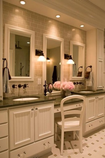 Bathroom Accessories - Bathroom Design Oakville ON by Parsons Interiors Ltd.
