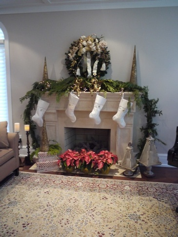 Holiday Decorating - Interior Decorating Services Oakville by Parsons Interiors Ltd.